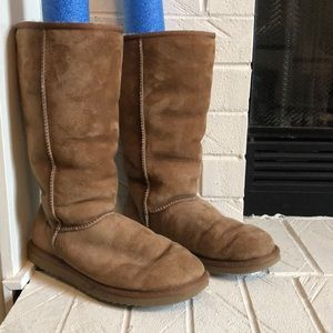 UGG Classic Tall Boot in Chestnut 9 G4
